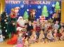 Mikołaj w grupie Krasnoludki